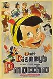 Disney Pinocchio – Movie Wall Poster Print – A4 Size