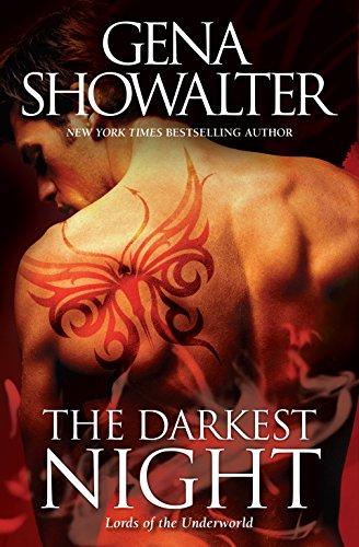 The Darkest Night Lords Of The Underworld 1 By Gena Showalter