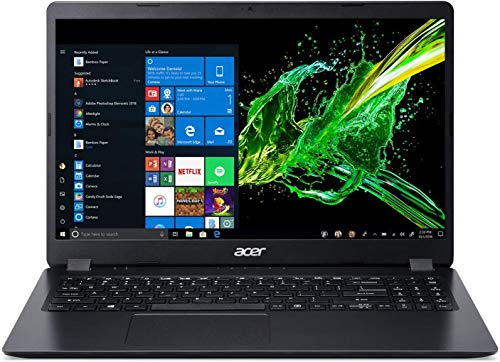 Comparison of Acer Aspire 3 A315-54 (10274671) vs ASUS VivoBook X712FA (X712FA-BX619T)