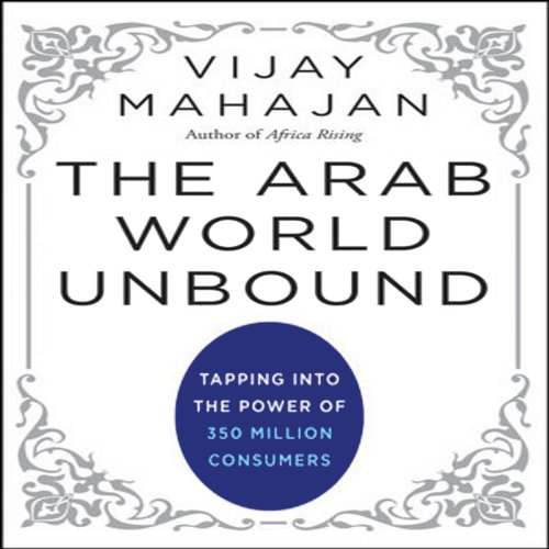 The Arab World Unbound audiobook cover art