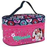 Minnie Maus Beauty Bag Kulturtasche Kulturbeutel Kinder Kosmetikkoffer Kosmetiktasche