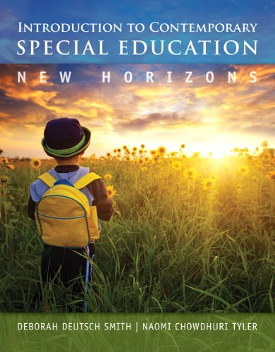 Introduction to Contemporary Special Education: New Horizons, Video-Enhanced Pearson eText with Loos