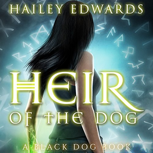 Heir of the Dog     Black Dog, Book 2              By:                                                                                                                                 Hailey Edwards                               Narrated by:                                                                                                                                 ShaeLynn Watt                      Length: 6 hrs and 52 mins     36 ratings     Overall 4.5