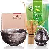 Matcha Komplett-Set inkl. Bio Matcha-Tee (Goma)