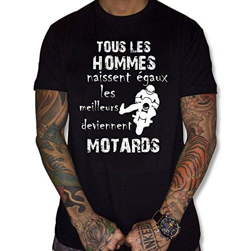 Le t-shirt motard