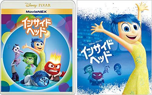 インサイド・ヘッド MovieNEX アウターケース付き [ブルーレイ+DVD+デジタルコピー+MovieNEXワールド] [Blu-ray]