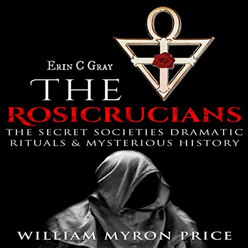 The Rosicrucians audiobook cover art