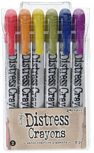Ranger Tholtz Distress Crayon Set #2