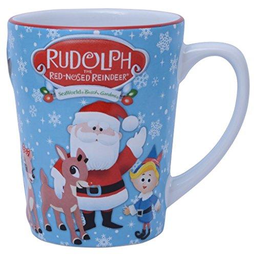 Rudolph Character Mug