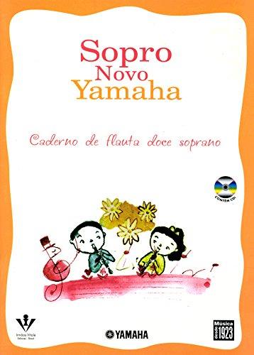 Sopro novo Yamaha - Flauta doce soprano