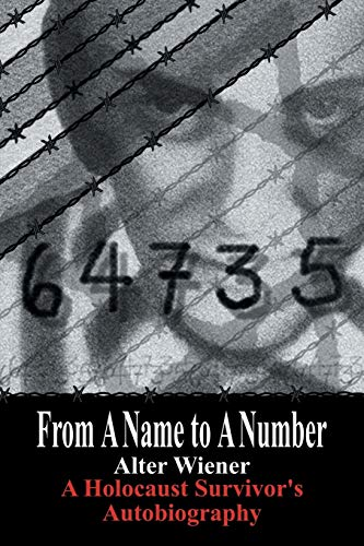 From a Name to a Number: A Holocaust Survivor