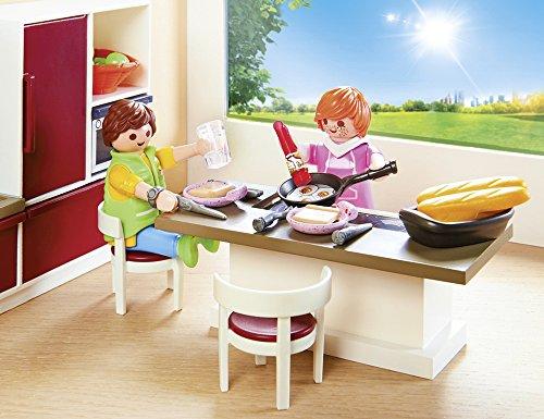 Ensemble de Cuisine Aménagée Playmobil Set - 9269 - 5