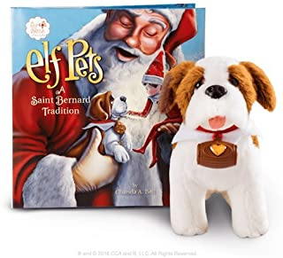 Elf on The Shelf EPSB Pets: A St. Bernard Tradition Plush