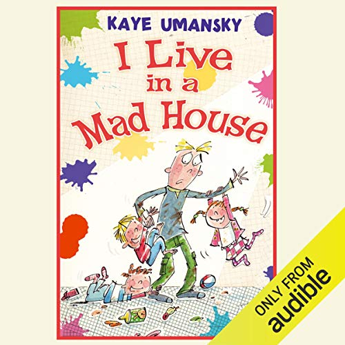 I Live In A Mad House cover art