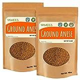 Anise – 2 Pk - 2 Pounds (16 Ounce Bag) - Ground Anise Seeds – Aniseed - Bulk Spices...
