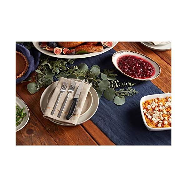 Cuchillo Victorinox, Azul, Mediano 6 Piezas