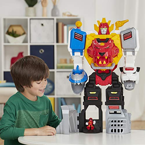 Playskool Heroes Power Rangers Power Morphin Megazord