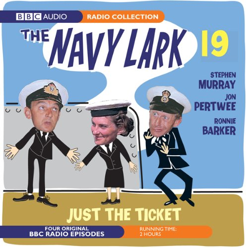 Navy Lark 19 cover art