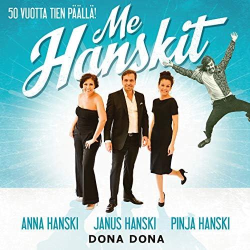 Janus Hanski, Pinja Hanski & Anna Hanski