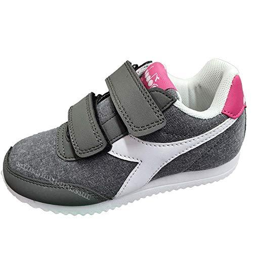 Diadora - Sneakers Jog Light TD para niño y niña (EU 20)