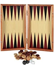 Aquamarine Games - Backgammon de Viaje (Compudid SG1019)