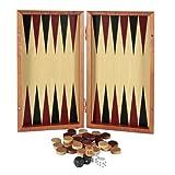 Aquamarine Games - Backgammon de Viaje (Compudid SG1019)