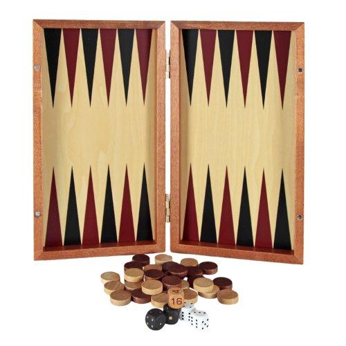 Aquamarine Giochi - Backgammon Viaggi (Compudid SG1019)