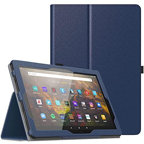 TiMOVO Hülle Kompatibel mit Das Neu Fire HD 10 und Fire HD 10 Plus Tablet (10.1