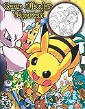 como dibujar pokemon: como dibujar pokemon + 51 dibujos de pokemon para colorear, aprende a dibujar pokemon paso a paso y diviértete coloreando 2 en 1 libro, mejor libro pokemon primera edición V2