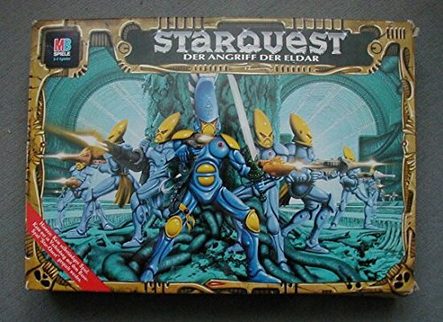MB Spiele 498700 Starquest Angriff der Eldar