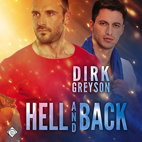 Hell and Back audiobook cover art