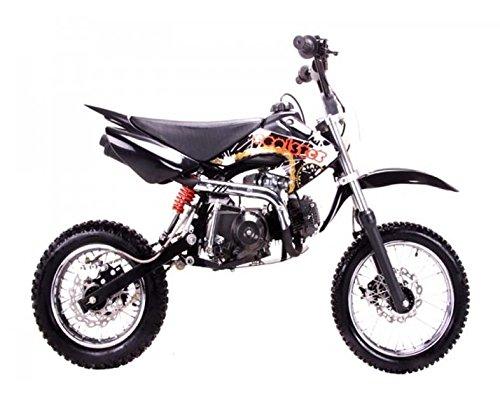 Coolster's dirt bike