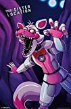 Trends International Five Nights at Freddy's Sister Location Funtime Foxy, , 22.375' x 34'