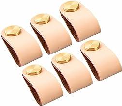 6 stks Lade Handvat Deurknop Meubels Hardware Decoratie Garderobe Kast Deur Trekt, Zachte Minimalistische Deur Kast Keuken...