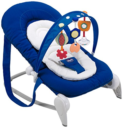 Chicco Hoopla - Hamaca, color azul