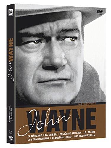 Jonh Wayne [DVD]