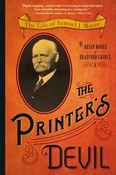 The Printer's Devil: The Life of Samuel J. Moore 1771365218 Book Cover