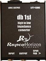 Rapco Horizon DB-1SL Speaker Level Direct Box [並行輸入品]