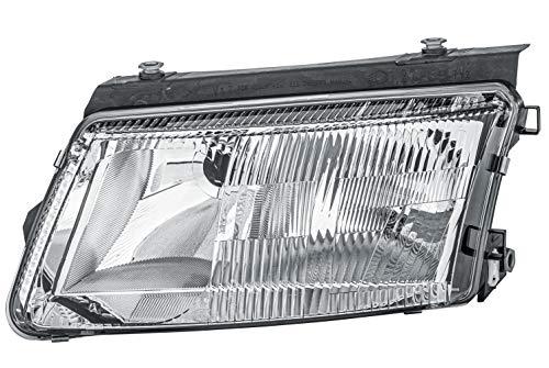 HELLA 1EF 007 520-051 Dreifachscheinwerfer/FF/Halogen-Hauptscheinwerfer - links
