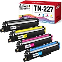 4-Pack SOKO Compatible Toner Cartridges Replacement for Brother TN227