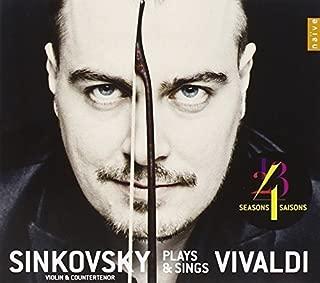 dmitry sinkovsky vivaldi