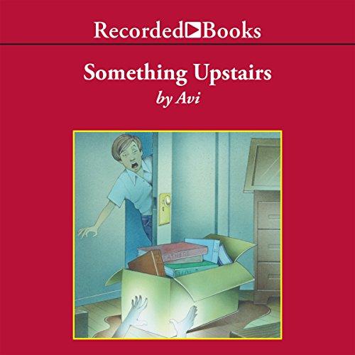 Something Upstairs audiobook cover art