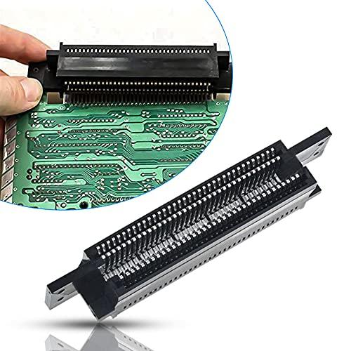Ranura de Cartucho de Conector de Repuesto de 72 Pines para Consola Nintendo NES Sistema de Entretenimiento de 8 bits Accesorios Juegos Reparación Parte