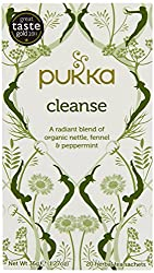 Nettle leaf and dandelion root cleanse and nourish the skin Fennel seed and peppermint leaf add a delightfully sweet flavour Aloe vera juice and licorice root are refreshing Naturally caffeine free 100 Percent organically grown and ethically sourced