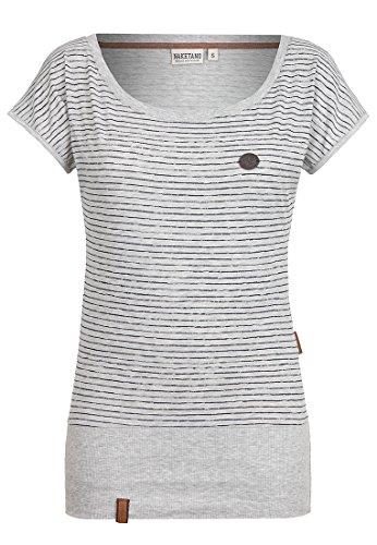 Naketano Damen T-Shirt Wolle Dizzy T-Shirt