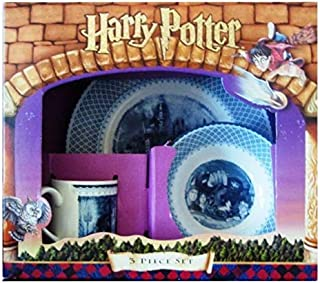 Wedgwood 3 Piece Harry Potter Dinner Plate, Bowl, and Mug Set Imported