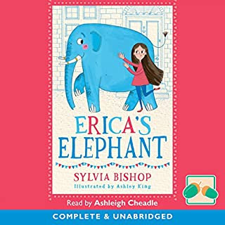 Erica's Elephant cover art