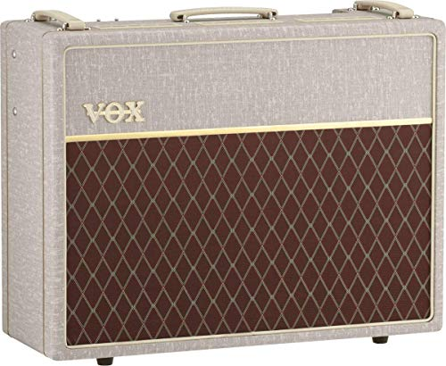 VOX AC30HW2X Hand-Wired VOX Combo Amplifier, 30W, 12