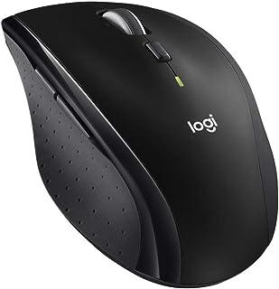 ロジクール SE-M705 ワイヤレスマウス 無線 マウス Unifying 7ボタン 高速スクロール 電池寿命最大36ケ月 ブラック windows mac chrome 国内正規品 3年間無償保証