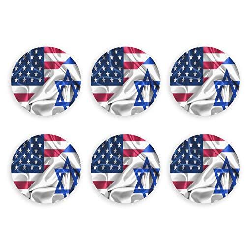 Bandera israelí Americana Imanes de Nevera Abrebotellas de Cerveza Botella de Coca...